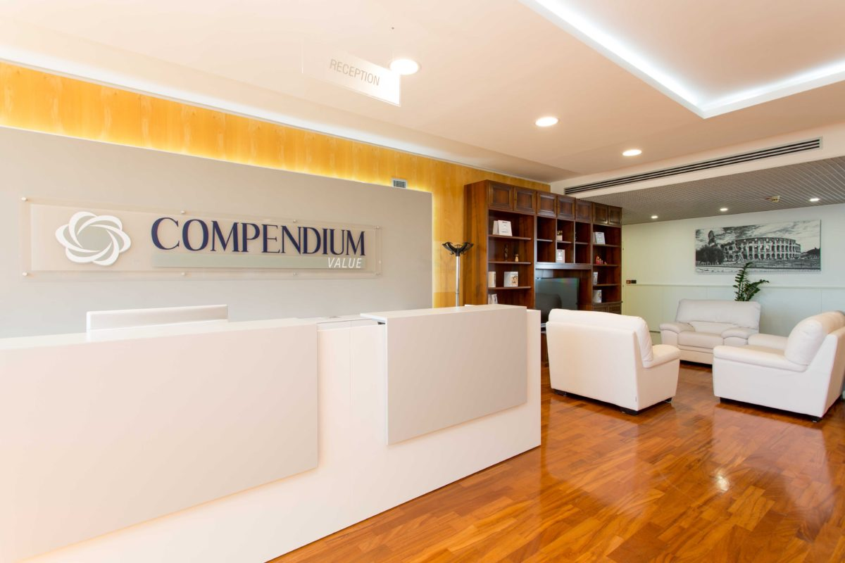 Compendium Value del Gruppo Compendium Value Holding
